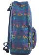Молодежный джинсовый рюкзак YES ST-18 Jeans Diamond, фото №2 - интернет магазин stunner.com.ua