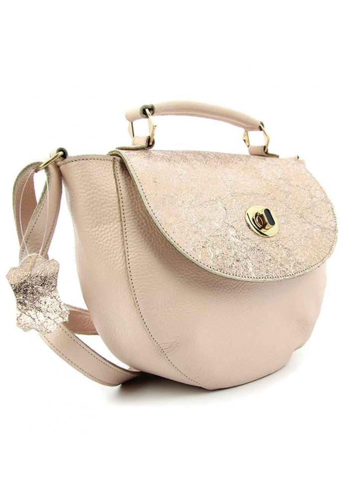 d53f99abfcb4 ... Летняя бежевая кожаная женская сумка-клатч Viladi, фото №2 - интернет  магазин stunner ...