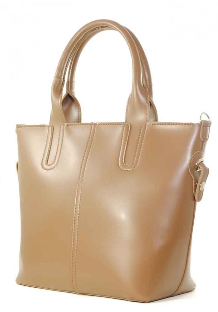 Сумка в сумке женская Betty Pretty коричневая