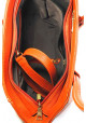 Оранжево-красная яркая женская сумка Betty Pretty