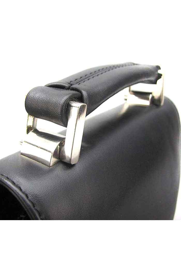 cbbbf0f0f05e ... Вертикальная черная мужская барсетка Desisan 244-1, фото №5 - интернет  магазин stunner