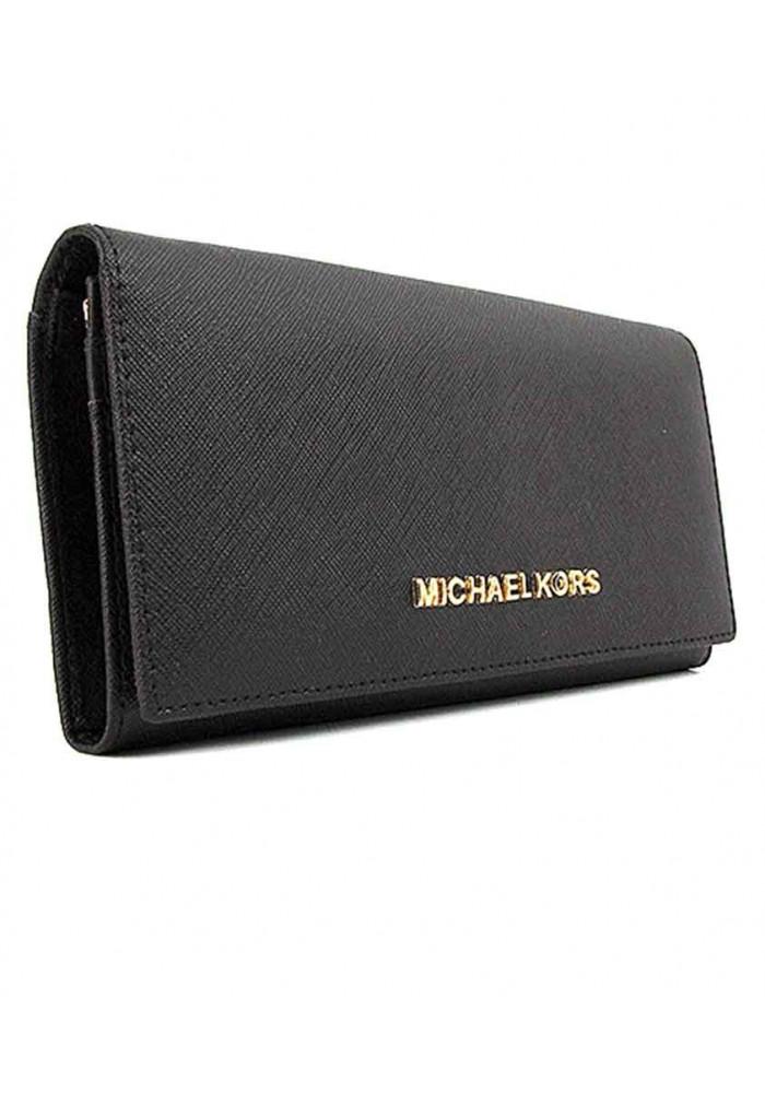 Черный кошелек для женщины Michael Kors 514