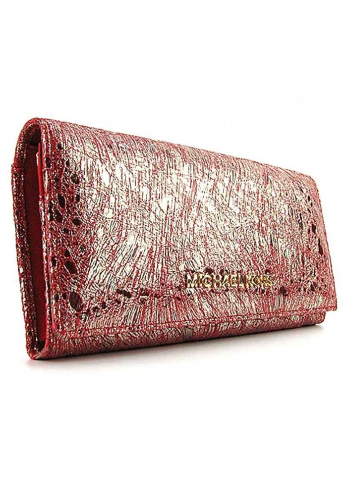 Красивый женский кожаный кошелек Michael Kors 175