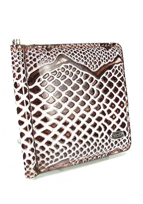 Зажим для купюр кожаный Desisan 208