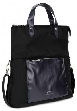 Фото Женская сумка через плечо TWIST BLACKNAVY