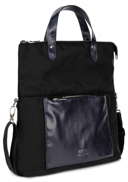 Женская сумка через плечо TWIST BLACKNAVY