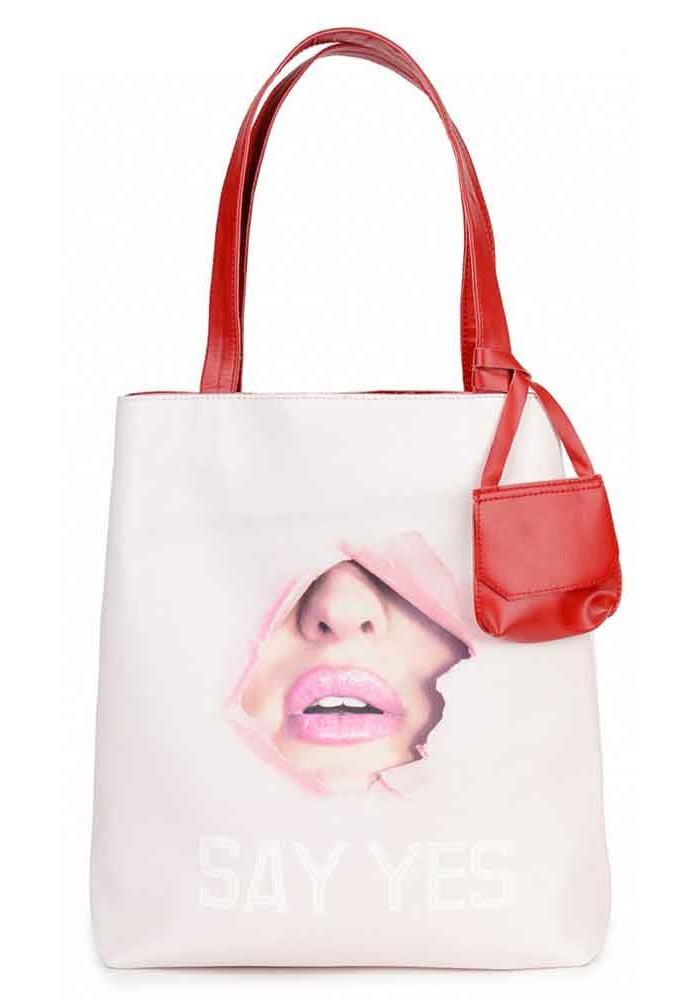 1d2952574d54 Нежно-розовая летняя женская сумка BBAG SUMMER LIPS, фото №2 - интернет  магазин