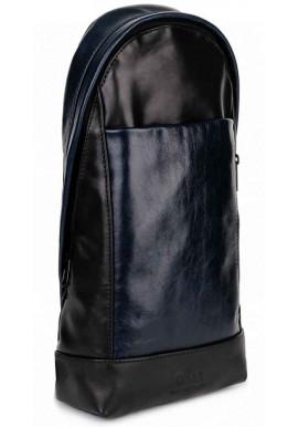Фото Рюкзак-сумка через плечо BBAG MAGNUM BLACKNAVY