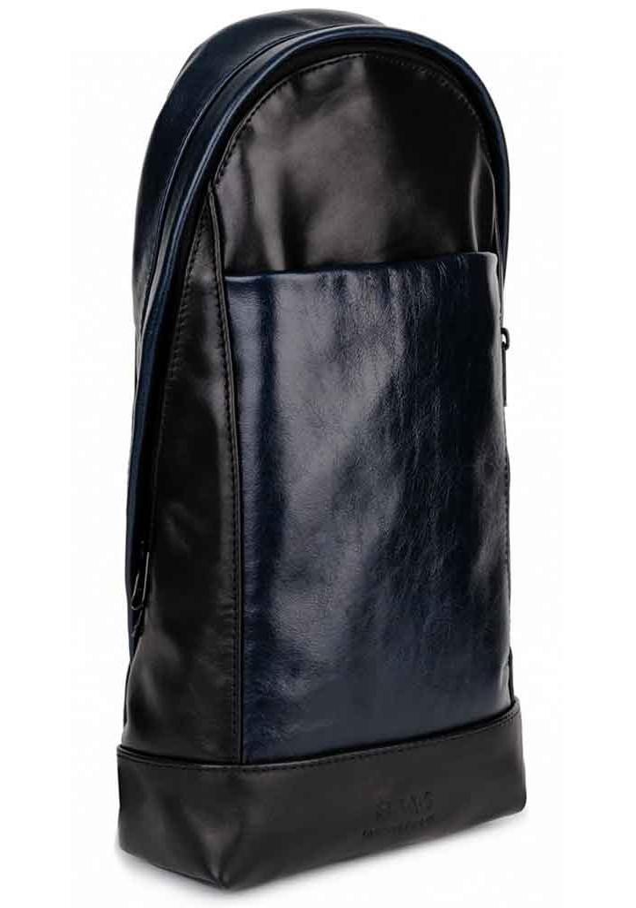 Рюкзак-сумка через плечо BBAG MAGNUM BLACKNAVY