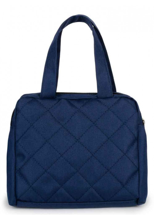 Мини-сумочка женская из ткани BBAG EVA NAVY