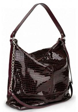Фото Женская кожаная сумка CHERRY ROSEWOOD