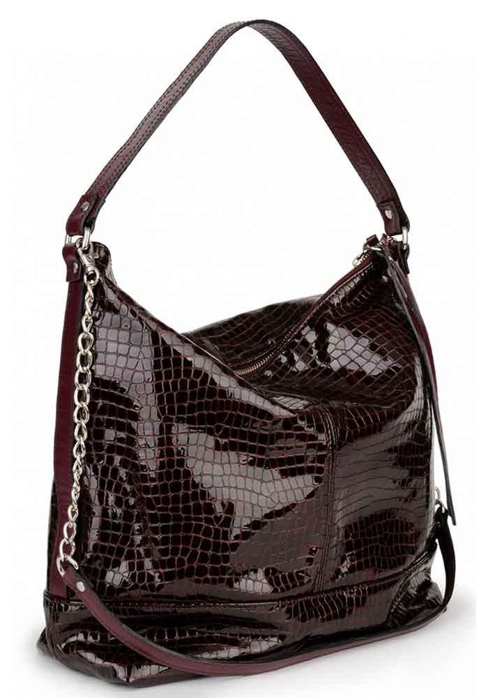 Женская кожаная сумка CHERRY ROSEWOOD