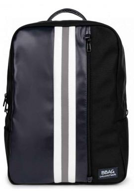 Фото Городской рюкзак из ткани BBAG SPARK BLACKNAVY