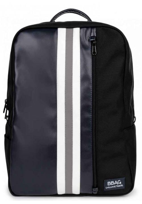 Городской рюкзак из ткани BBAG SPARK BLACKNAVY