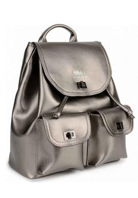 Фото Женский рюкзак золотого цвета BBAG IRIS GOLD