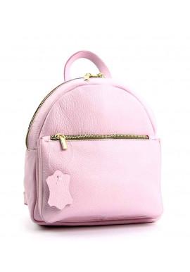 Фото Маленький кожаный женский рюкзачок Viladi 061