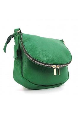 Фото Кожаная сумка на плечо для женщины Viladi 046