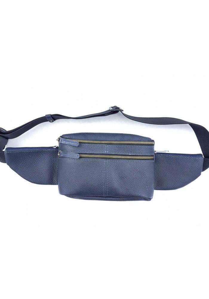 Мужская поясная сумка с кармашками VATTO