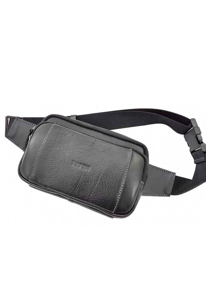 Мужская поясная сумка с карманом VATTO