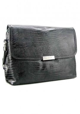 Фото Большая мужская сумка через плечо формата А4 Desisan 332