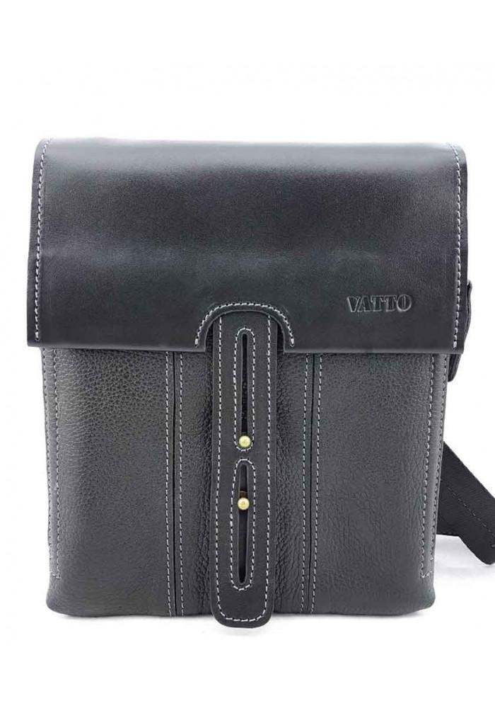 Кожаная мужская сумка-планшет VATTO