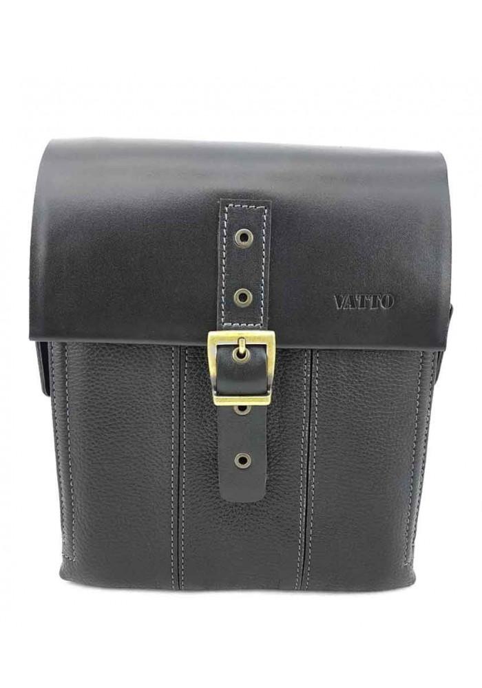 Кожаная мужская сумка-планшет с ручкой VATTO