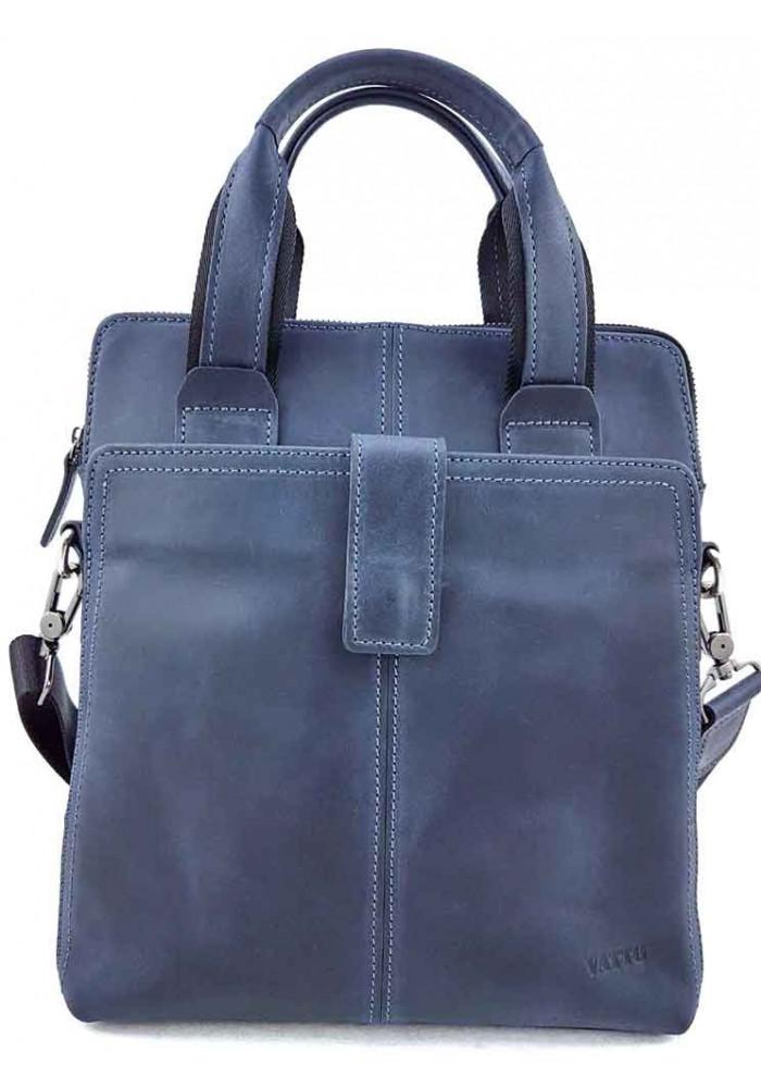 Современная кожаная сумка для мужчины из кожи VATTO