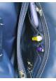 Красивая мужская сумка через плечо из синей натуральной кожи VATTO, фото №12 - интернет магазин stunner.com.ua