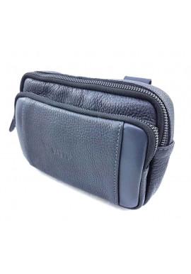 Фото Маленькая кожаная сумка на плечо VATTO