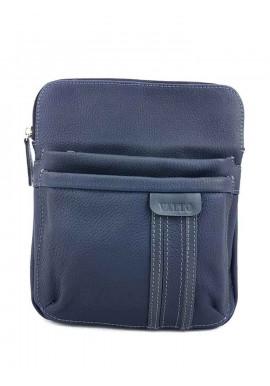 Фото Компактная сумочка на плечо VATTO синяя матовая