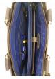 Мужской кожаный портфель модерн VATTO коричневый, фото №9 - интернет магазин stunner.com.ua