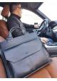 Черный мужской портфель из кожи VATTO, фото №11 - интернет магазин stunner.com.ua