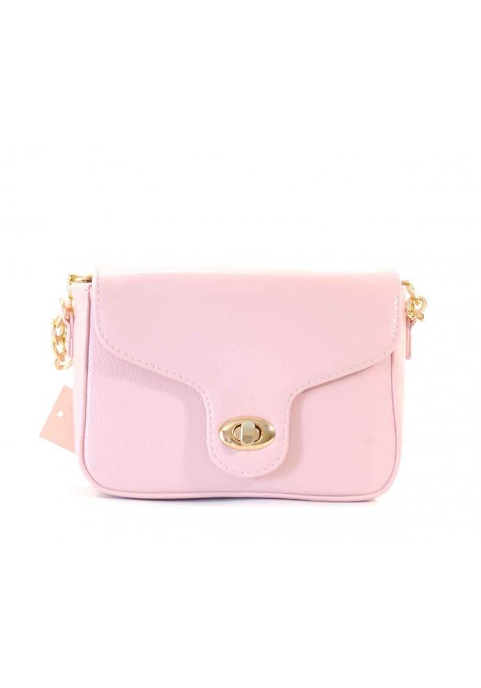 Маленький розовый клатч для девушки Betty Pretty