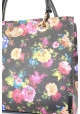 Женская сумка с цветочками Betty Pretty, фото №5 - интернет магазин stunner.com.ua
