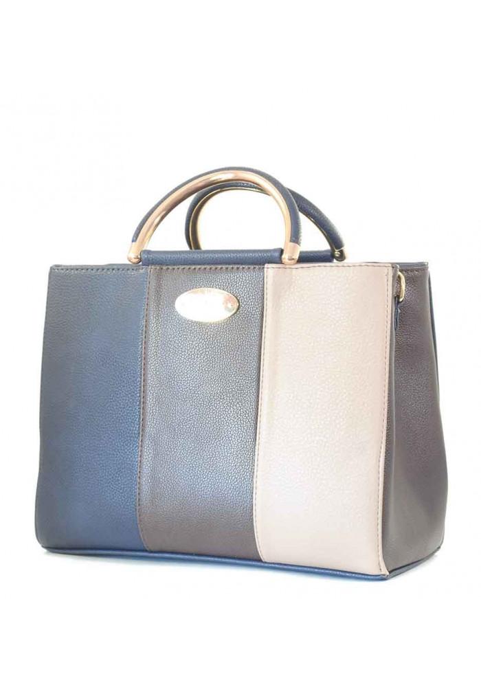 Трехцветная женская сумка Betty Pretty