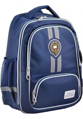 Фото Синий школьный ранец YES Oxford OX 373