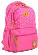 Молодежный рюкзак для девушки YES Cambridge CA 144 розовый - интернет магазин stunner.com.ua