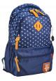Темно-синий молодежный рюкзак YES Cambridge CA 144 - интернет магазин stunner.com.ua