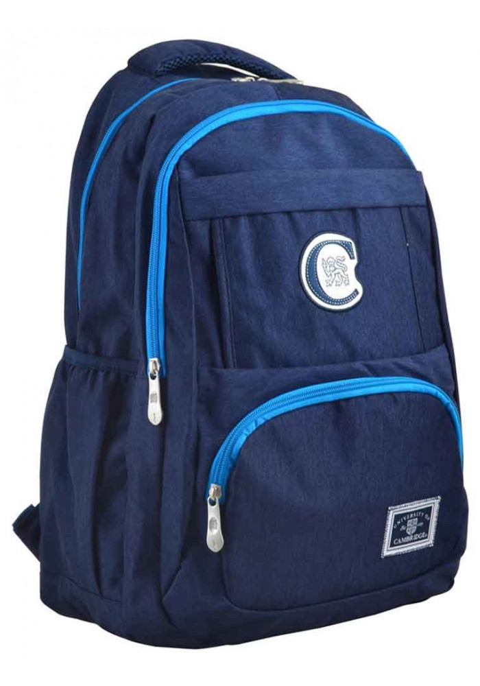 Рюкзак для молодежи YES Cambridge CA 151 синий