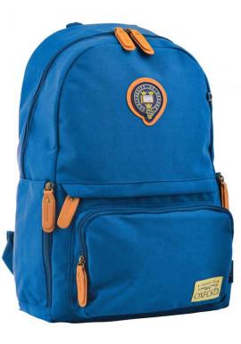 Фото Светло-синий молодежный рюкзак YES Oxford OX 342