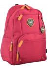 Студенческий бордовый рюкзак YES Oxford OX 347