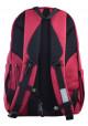 Студенческий бордовый рюкзак YES Oxford OX 347, фото №4 - интернет магазин stunner.com.ua