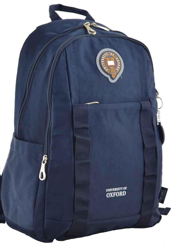 Рюкзак для парня синего цвета YES Oxford OX 348