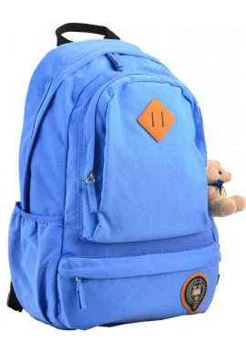 Фото Рюкзак для молодой девушки голубого цвета YES Oxford OX 353
