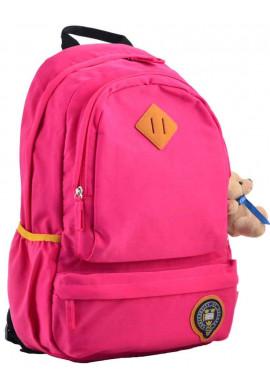 Фото Рюкзак для молодой девушки розового цвета YES Oxford OX 353
