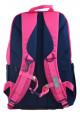 Розово-синий молодежный рюкзак YES Oxford OX 355