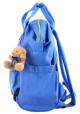 Большой голубой рюкзак YES Oxford OX 385