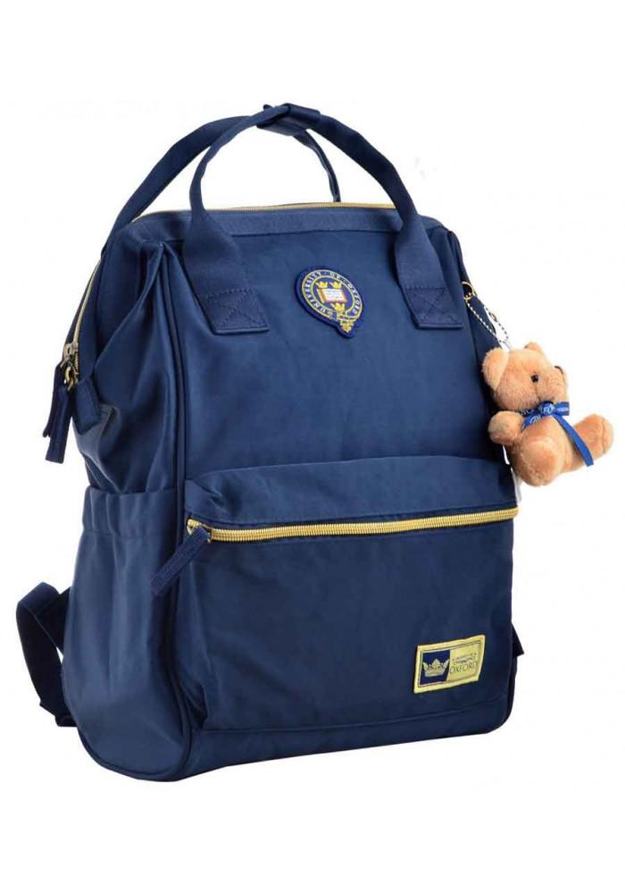 Фото Вместительный синий рюкзак YES Oxford OX 385