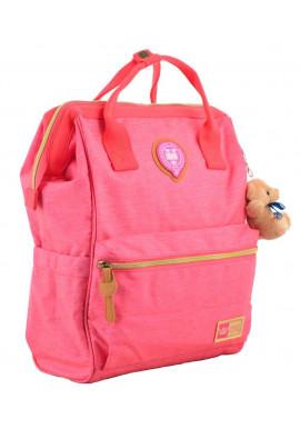 Фото Рюкзак розового цвета с ручками YES Oxford OX 385