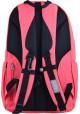Розовый большой рюкзак для девушки YES Oxford OX 387, фото №4 - интернет магазин stunner.com.ua
